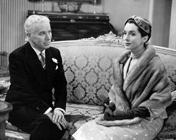 Charles Chaplin, Maxine Audley