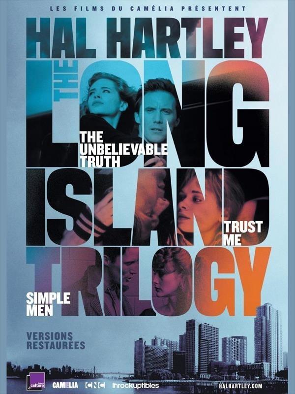Rétrospective Hal Hartley : The Long Island Trilogy, affiche