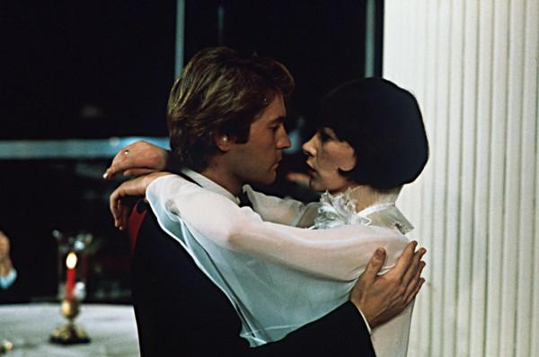 Helmut Berger, Glenda Jackson