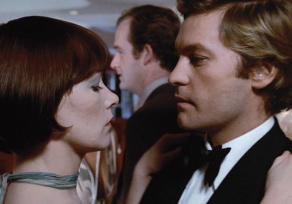 Glenda Jackson, Helmut Berger