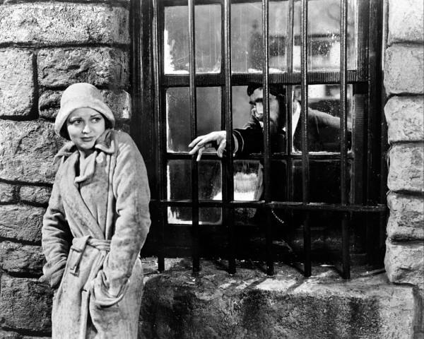 Lilian Bond, Boris Karloff
