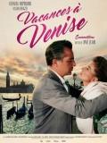 Vacances à Venise, Affiche, version restaurée