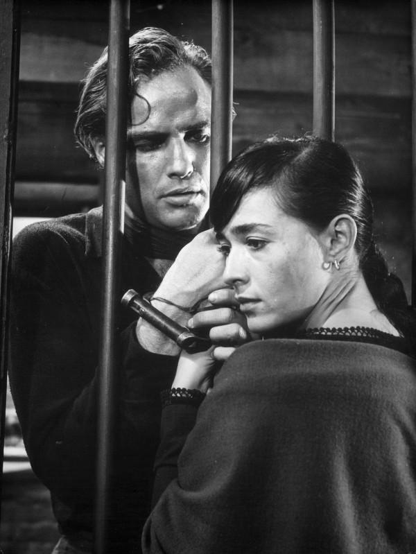 Marlon Brando, Pina Pellicer