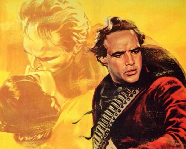 Marlon Brando (illustration)