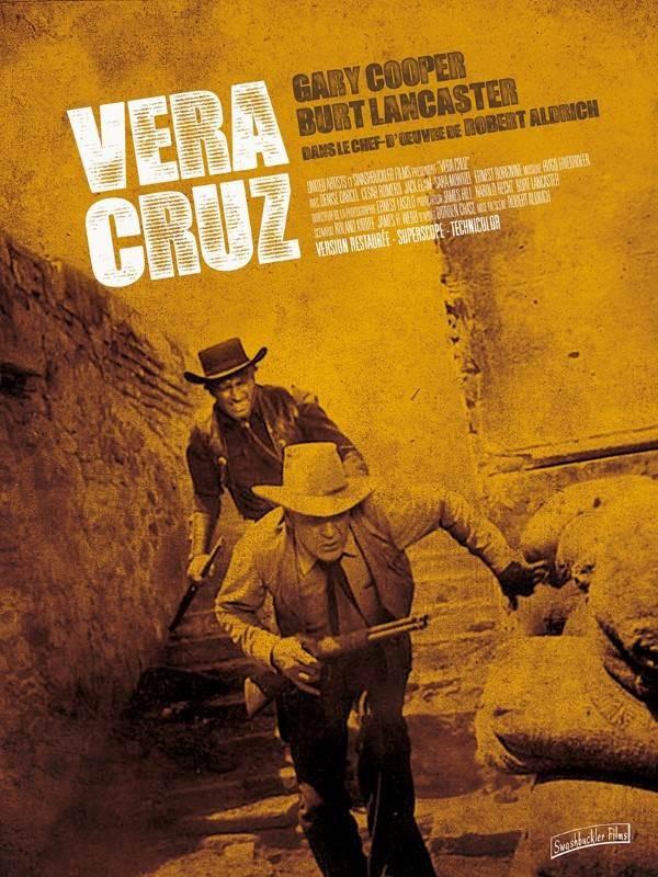 Vera Cruz, Affiche version restaurée