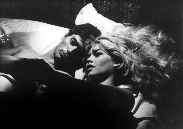 Sami Frey, Brigitte Bardot