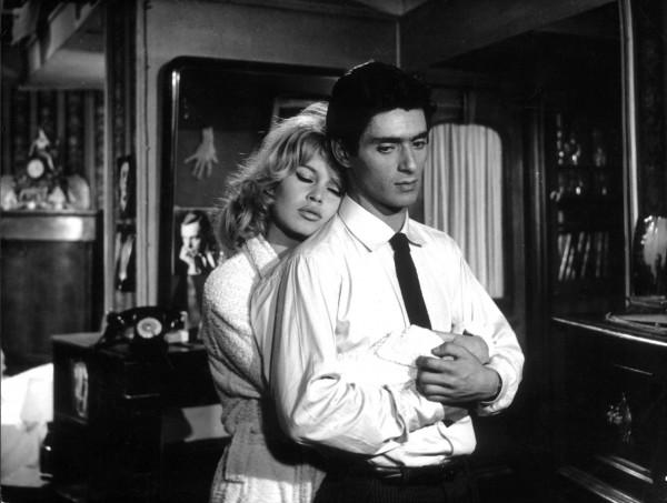 Brigitte Bardot, Sami Frey