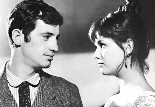 Jean-Paul Belmondo, Claudia Cardinale