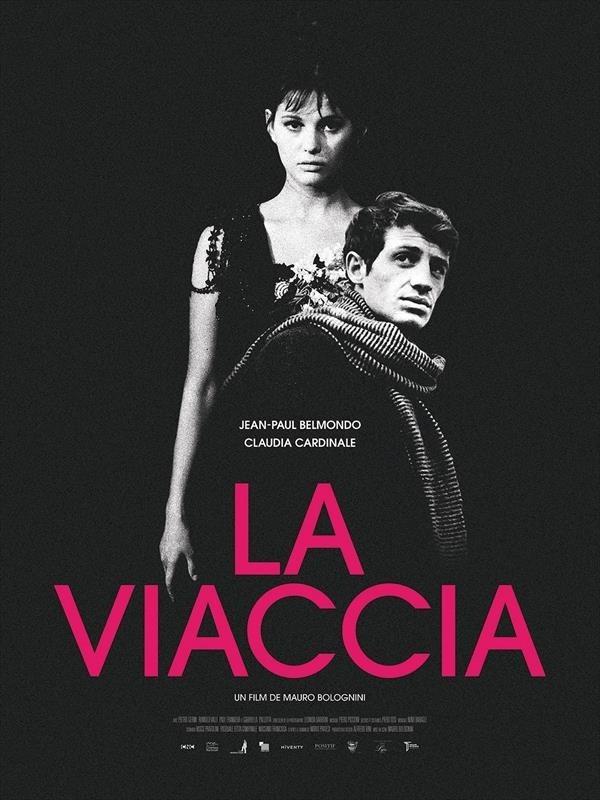 La Viaccia, affiche version restaurée
