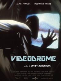 Vidéodrome, Affiche