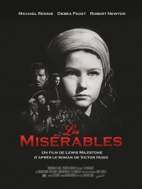 Les Misérables, affiche version restaurée
