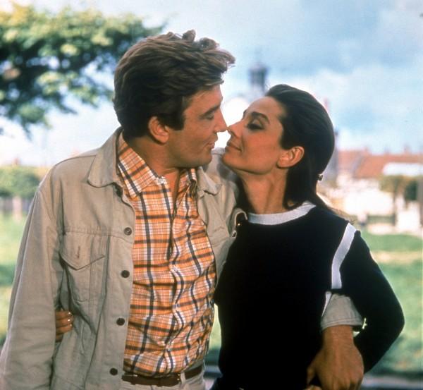 Albert Finney, Audrey Hepburn
