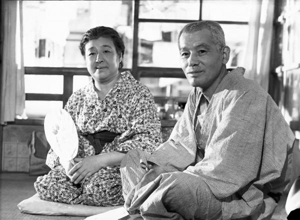 Chieko Higashiyama, Chishû Ryû