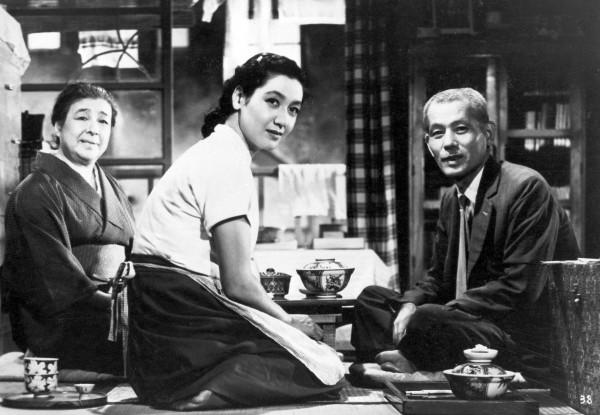 Chieko Higashiyama, Setsuko Hara, Chishû Ryû