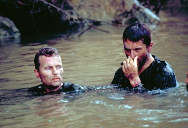 John Savage, Robert De Niro