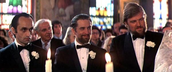 John Cazale (Stan), Robert De Niro (Michael «Mike» Vronsky), Chuck Aspegren (Axel)