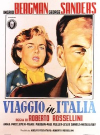 Voyage en Italie : Affiche