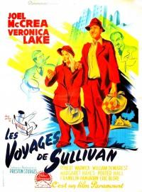Les Voyages de Sullivan : Affiche