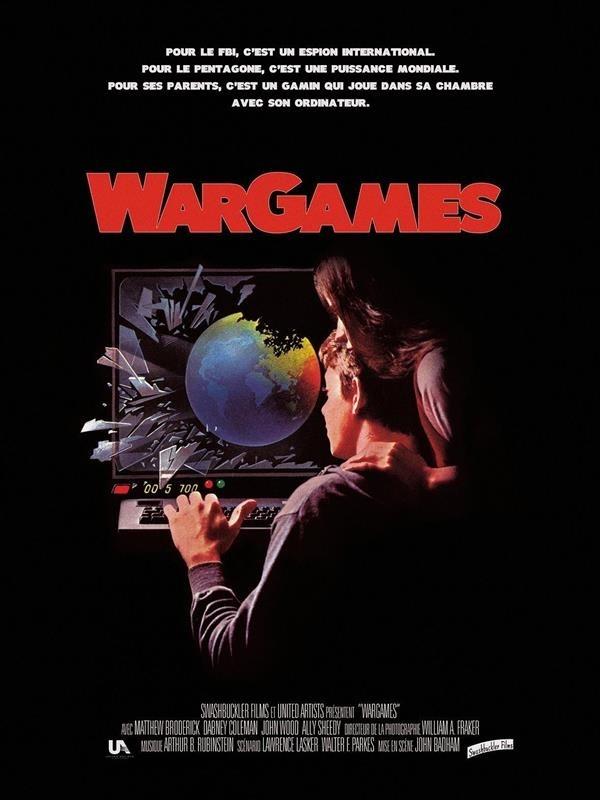 War Games, affiche