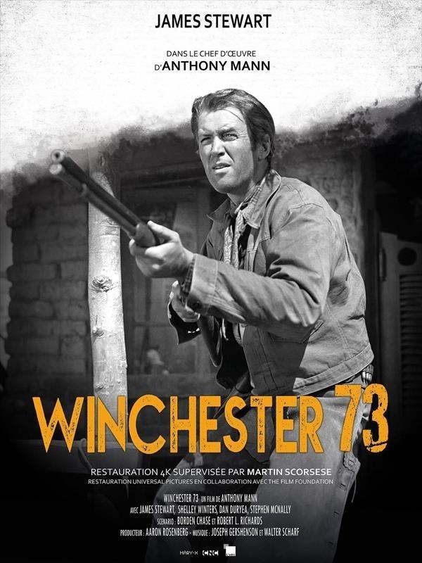 Winchester 73, affiche version restaurée