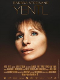 Yentl, affiche version restaurée