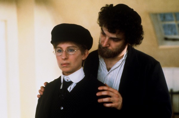 Barbra Streisand, Mandy Patinkin