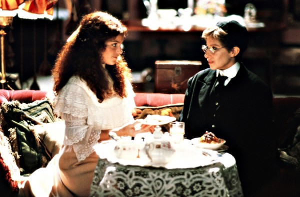 Amy Irving, Barbra Streisand