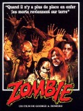 Zombie, affiche