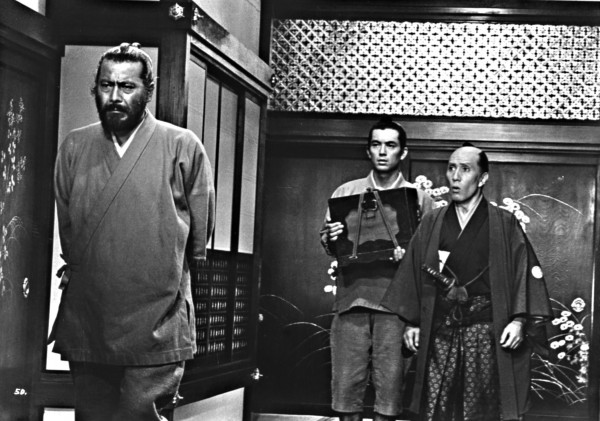 Toshiro Mifune, personnages