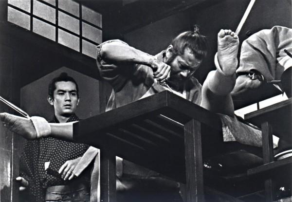 Yûzô Kayama, Toshiro Mifune