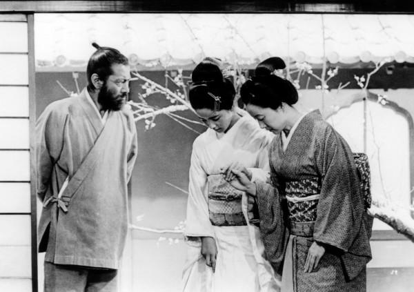Toshirô Mifune (Kyojô «Barberousse» Niide), personnages