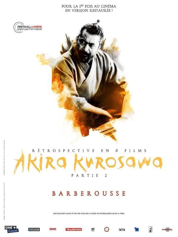 Barberousse, Affiche version restaurée