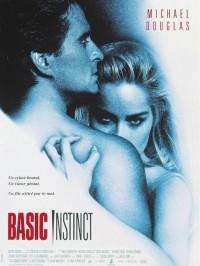Basic Instinct, Affiche