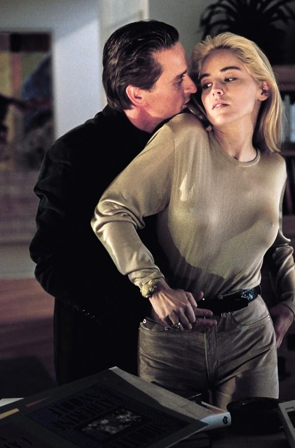 Michael Douglas, Sharon Stone