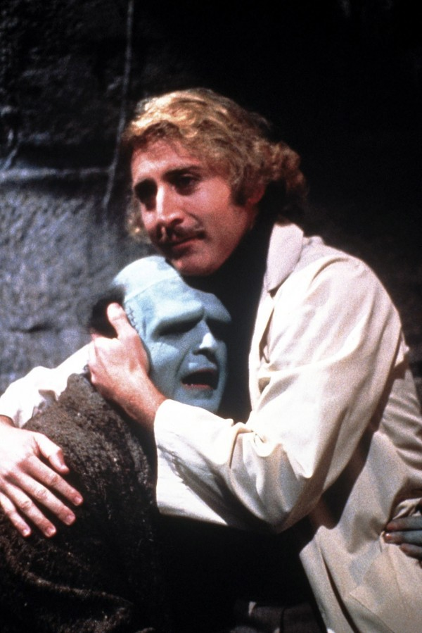 Peter Boyle, Gene Wilder