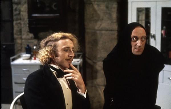 Gene Wilder, Marty Feldman