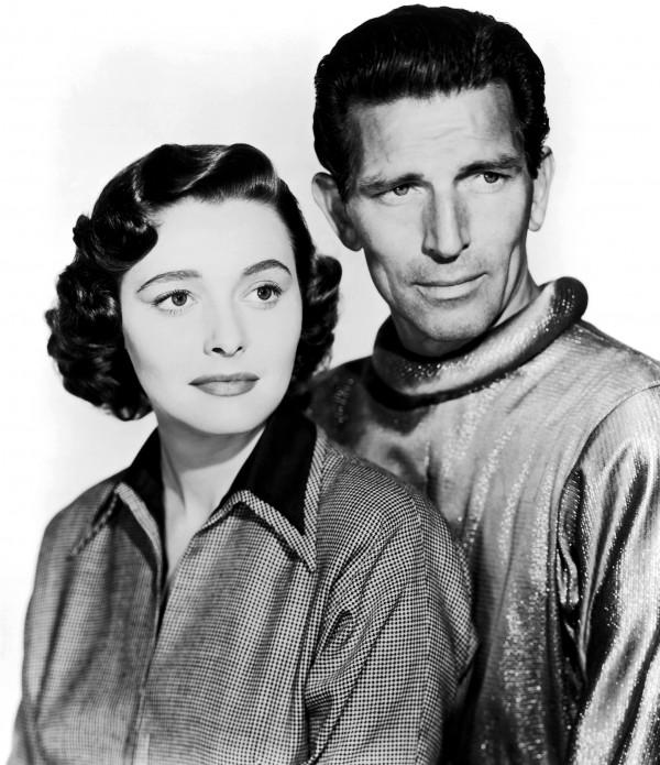 Patricia Neal, Michael Rennie