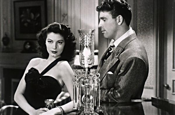 Ava Gardner, Burt Lancaster