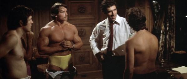 Personnage, Arnold Schwarzenegger, Elliott Gould, personnage