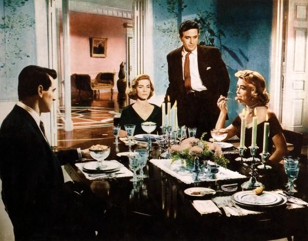 Rock Hudson, Lauren Bacall, Robert Stack, Dorothy Malone