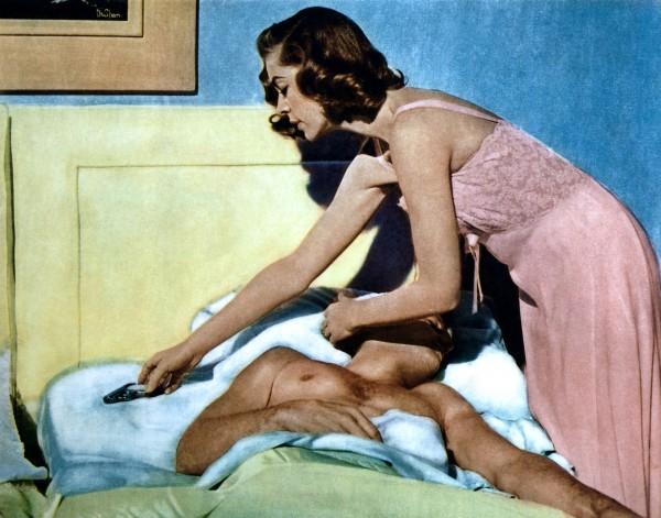 Rock Hudson, Lauren Bacall