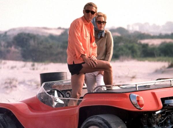 Steve McQueen, Faye Dunaway