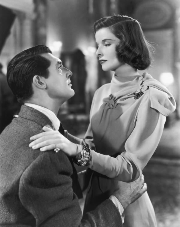 Cary Grant, Katharine Hepburn