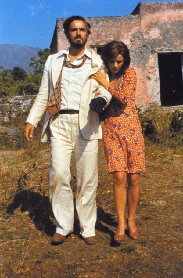 Vittorio Gassman, Agostina Belli