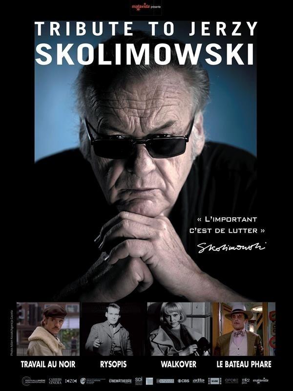 Tribute to Jerzy Skolimowski, affiche