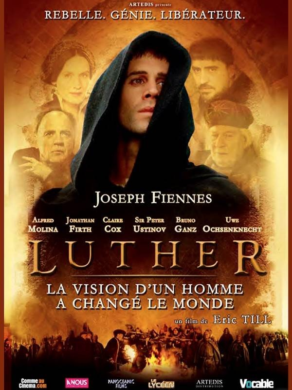 Luther, Affiche