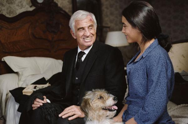 un homme et son chien 3