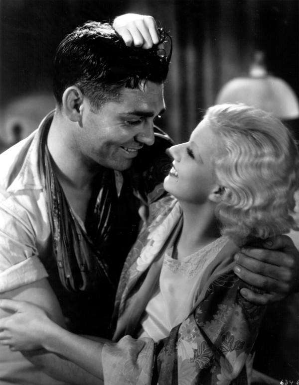 Clark Gable, Jean Harlow