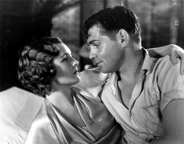 Mary Astor, Clark Gable
