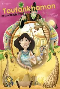 Toutankhamon et le scarabée d'or : Affiche